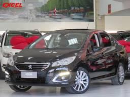 Peugeot 408 Sedan Griffe 1.6 Turbo 16v 4P Aut. 2016 - 2016