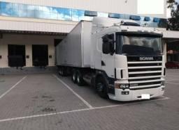 Scania R124 420 6x2 - 2005