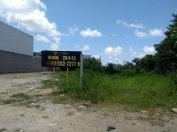 Terreno na Via expressa 20x 42/850mil