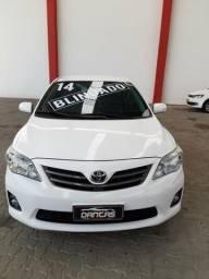 Corolla 2014 XEI AUTOMÁTICO BLINDADO R$59.990,00 - 2014