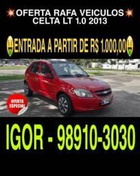 Celta LT 2013 1.0, procurar IGOR na rafa veiculos - 2013