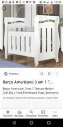 Berco big americano 3 em 1