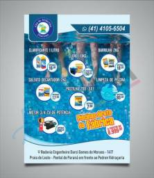 Produtos de limpeza para sua piscina