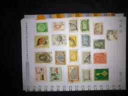 Coleção de selos raros!!