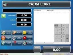 Sistema para pizzaria lanchonete bar ( com controle mesas e comandas) sem mensalidade