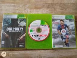 3 jogos de Xbox 360