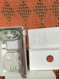 IPhone 6s Rose 32g novo completo