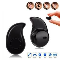 Fone Ouvido S530 Sem Fio Bluetooth 4.0 Mini com Microfone