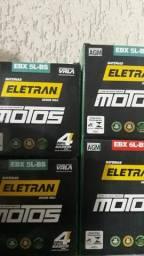 Bateria Eletran Moto R$89,00