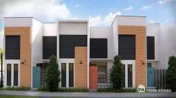 Casa com 2 dormitórios à venda, 68 m² por R$ 240.000,00 - Village São Luiz - Poços de Cald