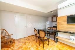 Apartamento para alugar com 1 dormitórios em Moinhos de vento, Porto alegre cod:314428