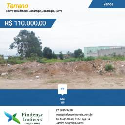 Terreno em Jacaraípe, 385m²