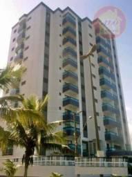 Apartamento com 2 dormitórios para alugar, 67 m² por R$ 1.870,00/mês - Mirim - Praia Grand