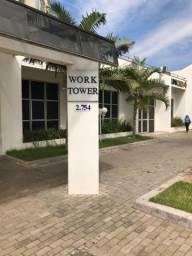 Sala comercial térrea centro work tower