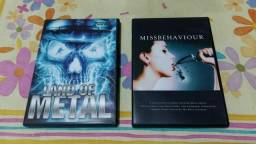 Dvds de Rock e Heavy Metal ( METALLICA )