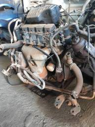 Motor Chevrolet Agile 1.4 LTZ ano 2010