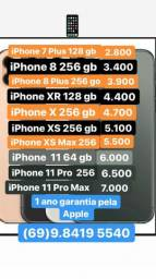 Venda iPhone e relógios Apple