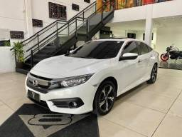 Honda Civic Touring 2019 1.5T - Apenas 19.000KM!