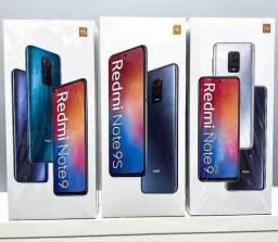 Paixão!! Redmi Note 9S da Xiaomi. Novo lacrado com garantia e entrega