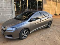 Honda City Sedan LX 1.5 automático - 2015