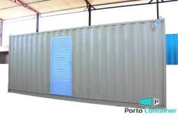 -Escritório container 15m² Nacionalizado -