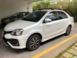 Toyota Etios Platinum 2018 - 2018