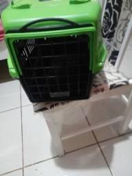 Vendo caixa transporte cão e gato numero 1