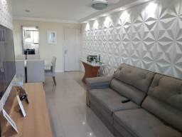 Apartamento com 3/4 sendo 2 suítes, prédio com excelente área de lazer totalmente equipada