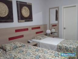 Apartamento com 1 dormitório à venda, 27 m² por R$ 80.000,00 - Loteamento Lagoa Quente - C