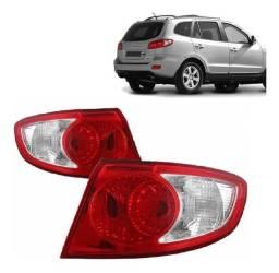 Par Lanterna Canto Hyundai Santa Fe 2007 2008 2009 2010