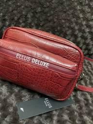 Bolsa Ellus Deluxe nova