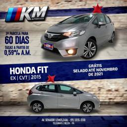 Honda Fit EX CVT ano 2015