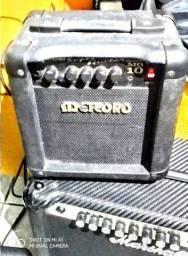Caixa AMPLIFICADOR METEORO MG10