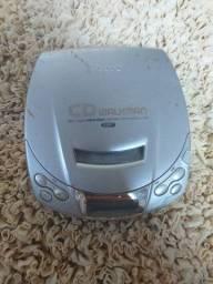 CD Walkman Sony