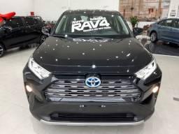 Toyota RAV4 S Connect Hybrid 0km (Pronta Entrega)