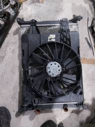 Kit conjunto radiador renault megane 2006 a 2012 original