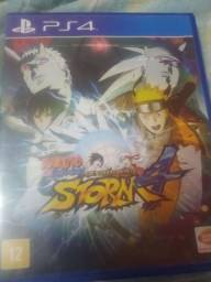 Naruto Shippuden Ultimate Ninja Storm 4 + COD Infinite Warfare