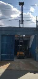 Empilhadeira elétrica Retrátil Venda/locação
