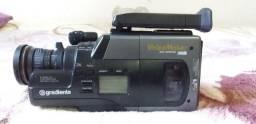 Filmadora Vhs 8:1 Mm Gradiente Gc-160c
