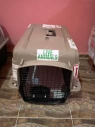 Caixa transporte de animal qualificada profissional