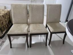Kit 3 cadeiras