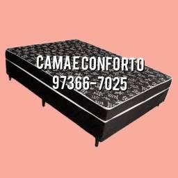 Título do anúncio: CAMA BOX CASAL 10 X $41,90!!! ENTREGA GRÁTIS!!!