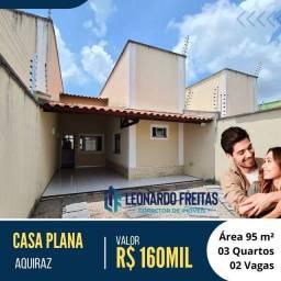 Casa Plana à venda em Aquiraz (Divinéia)