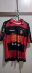 Camisa do Sport Lotto 2011 G