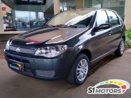 Fiat Palio 1.0 Fire Cinza