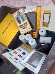 Título do anúncio: maquininha de passar cartão entrega gratuita