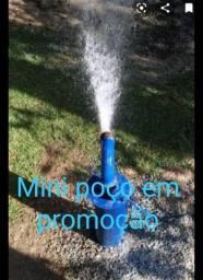 Promoção de Mini poço avista
