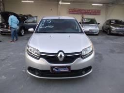 Renault Logan 1.6 Expression 2014/2015. ( Laudo Cautelar Aprovado )