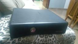 XBOX360 124GB destravado 450$