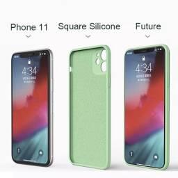 Transforme seu iPhone 11 em 12! Case capinha